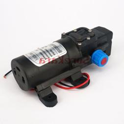 DC 12V 15W Diaphragm Self Priming Water Pump with Automatic