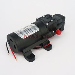 DC 12V 80W  Diaphragm Self Priming Water Pump with Automatic