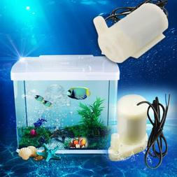DC 3V-6V Small Micro Submersible Mini Water Pump Fish Tank F