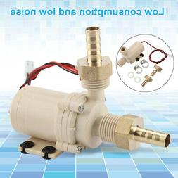 DC Solar Water Pump Hot/Cooling Water Circulation Pump Subme