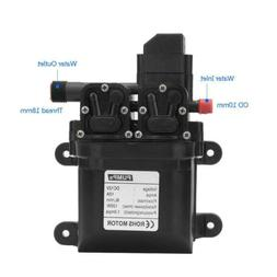 DC12V 120W High Pressure Self Priming Diaphragm Water Pump w