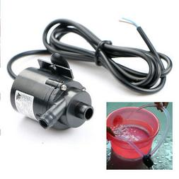 DC12V 280L/H Micro Brushless Submersible Water Pump for Aqua
