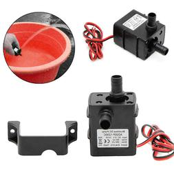 DC12V 3.6W 3m 240L/H Mini Garden Ultra-quiet Brushless Subme