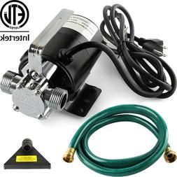 Electric Power Water Transfer Removal Pump 120V Sump Utility