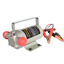 EJWOX Battery Powered Portable Transfer Water Pump 12V 240 G