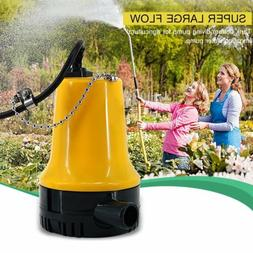 Electric Submersible Agricultural Immersible Pump Under Wate