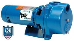 Goulds GT10 1HP Water Well Irrigation Sprinkler Pump
