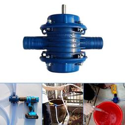 Hand Drill Water Self-Priming Dc Pumping Self-Priming Centri