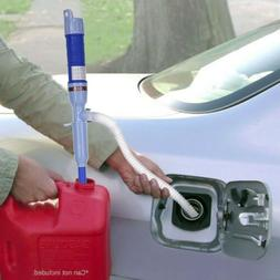 Handheld Water Pump Battery Operated Liquid Transfer Gas Oil