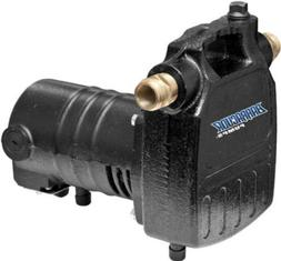 Heavy Duty 1/2 HP Hot Cold Cast Iron Water Transfer Pump Gar
