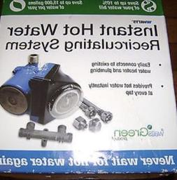 WATTS Hot Water Recirculating Pump Model 500899 New In Box!