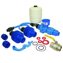Papa Pump Hydraulic Ram Water Pump System - 2 inch Composite