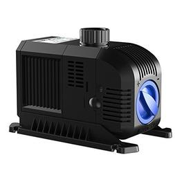 SongJoy 1321 GPH Hydroponics Submersible Water Pump 80W for