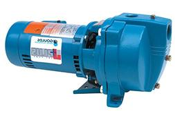 Goulds J15S Shallow Well Jet Pump, 1-1/2 HP, 1 PH