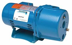 Goulds JRD10 Convertible Jet Pump, 1 HP, 1 PH