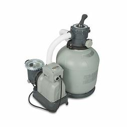 Intex Krystal Clear Sand Filter Pump for Above Ground Pools,