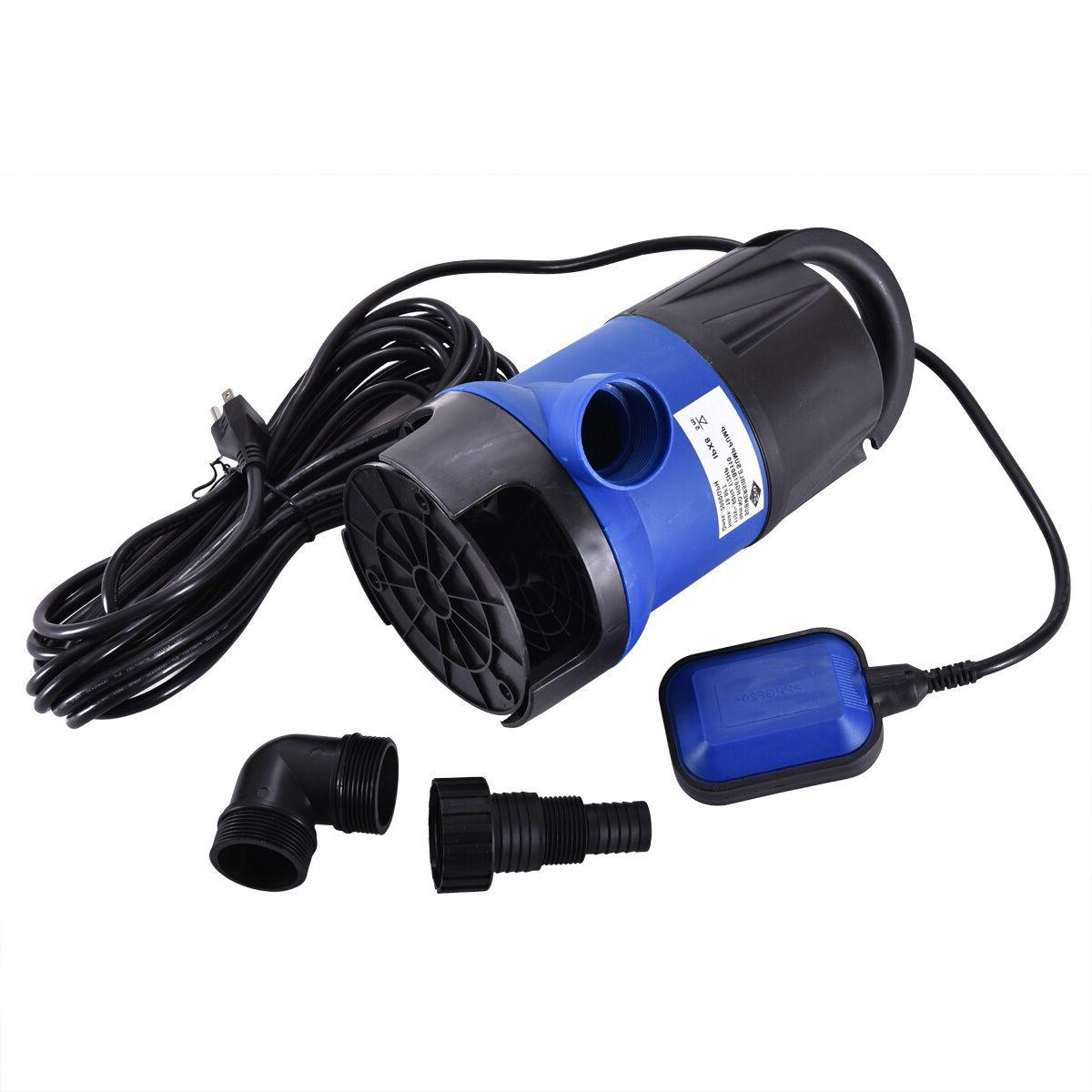 1/2 HP 2000GPH Water Dirty Swimming Flood