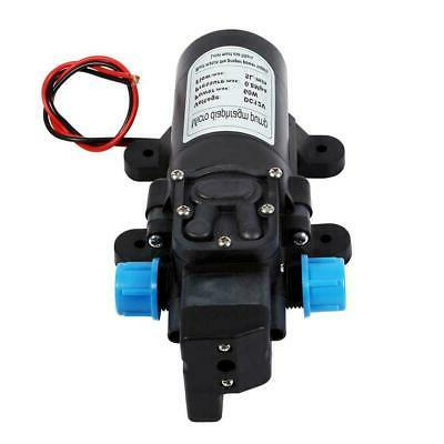 12V 116PSI Water Pump High Pressure Caravan Camping