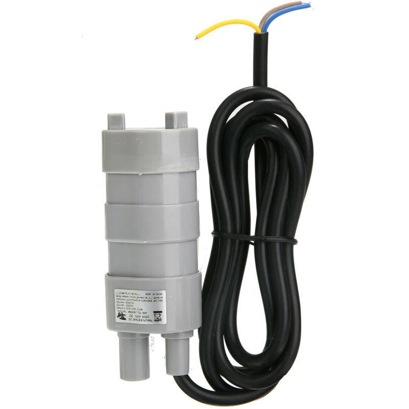 12V Flow Pump Submersible Water Pump For Camper Motorhome US