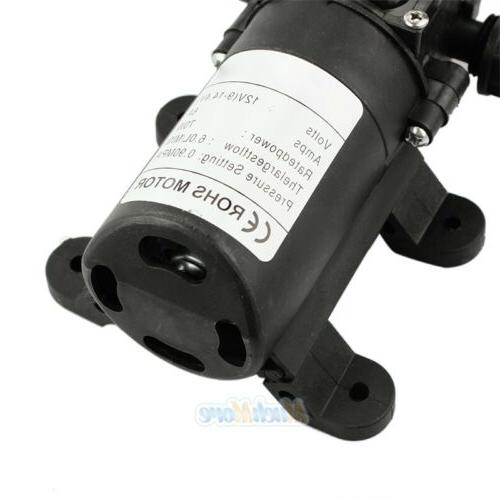 12V Water Pump Self Pump High Automatic Switch