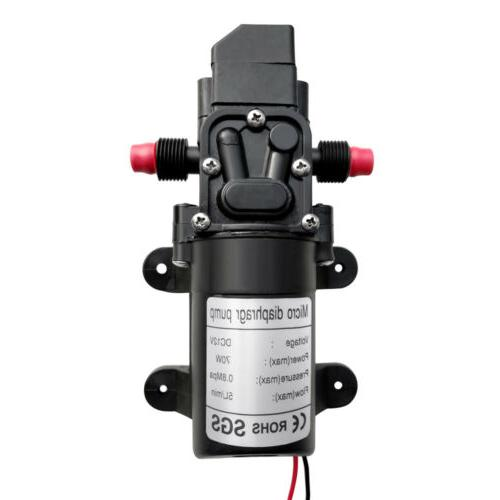 Self Priming High Pressure Automatic Switch