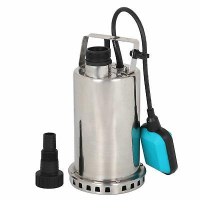 3000GPH 1HP Submersible Pump 750W Dirty Water Sump W/Automat