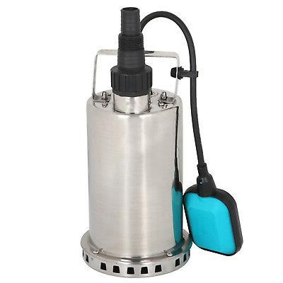 3000GPH Stainless & Iron Utility Well Water