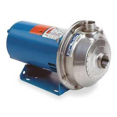 GOULDS WATER TECHNOLOGY 3MS1F7G4 Pump,1 HP,3 Phase,Max. Head
