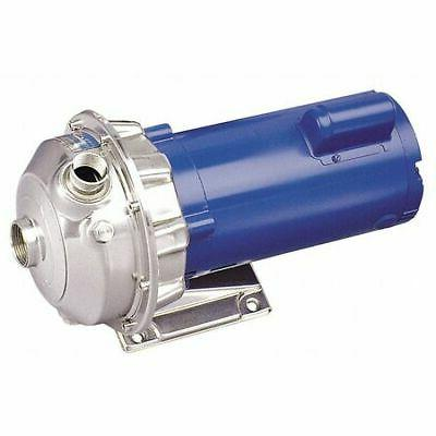 GOULDS WATER TECHNOLOGY 1ST1D5D4 Stainless Steel 3/4 HP Cent