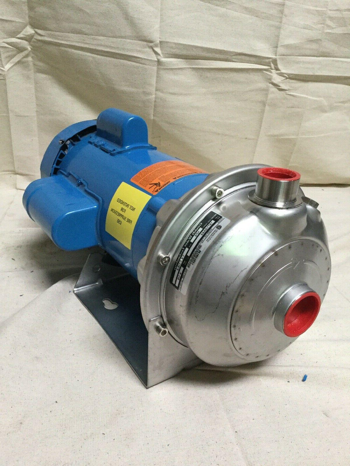 GOULDS WATER 120/240VAC Straight Pump