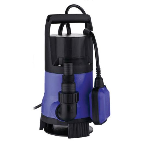 1 2hp 2000gph submersible dirty water pump