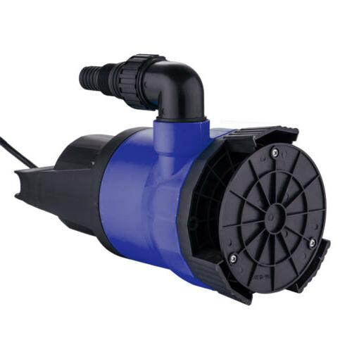 1/2HP 2000GPH Water Flooding Pool Portability