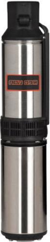 Red Lion RL12G05-2W2V Deep Well Submersible Water Pump, 1/2-