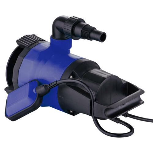 1/2HP Water Pump Pool Portability
