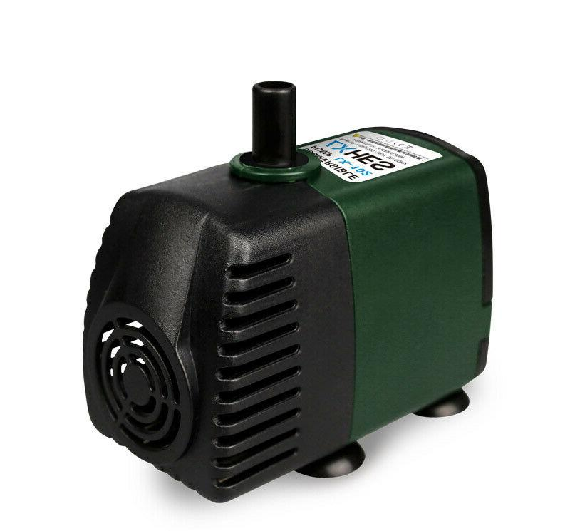 220V Submersible 3-65W Fish Pond