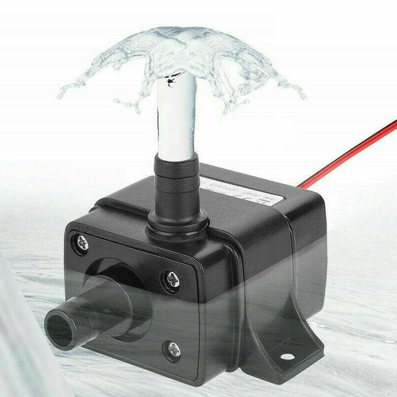 240L/H Ultra Quiet Brushless Pool Water Pump