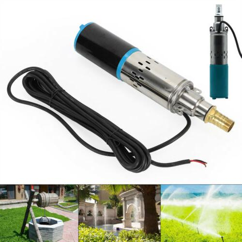 Submersible Pump Deep Well 4M³/H 110V Electric Water Pump H