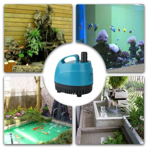 440GPH Pump Fish Quiet Eco Aquarium US