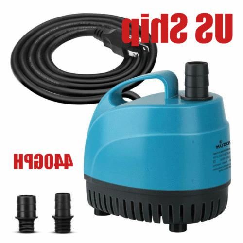 440gph 110v submersible water pump fish tank