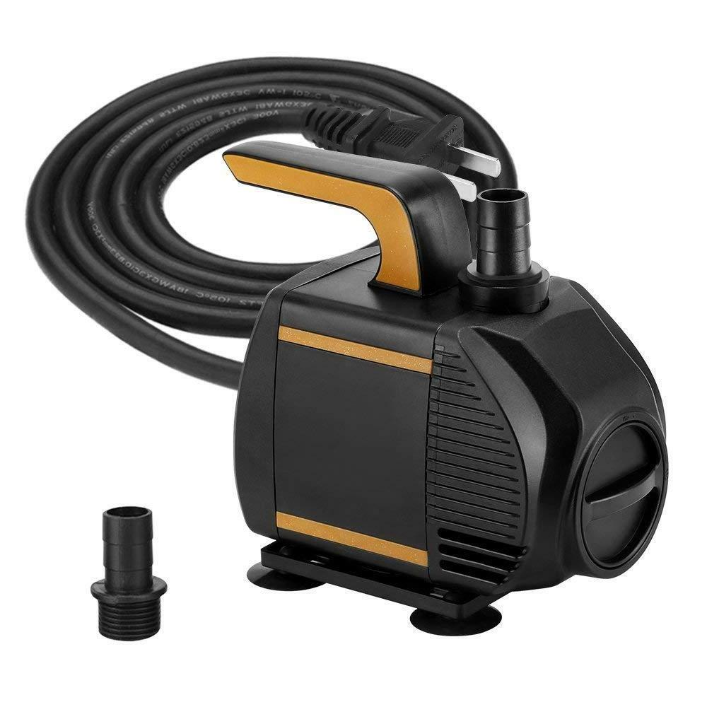 580gph submersible pump 35w ultra quiet water