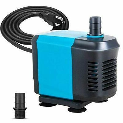 770gph submersible water pump 3500l h 65w