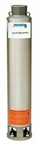"""GOULDS 7G07, 3/4HP 7 GPM 4"""" SUBMERSIBLE PUMP -"""
