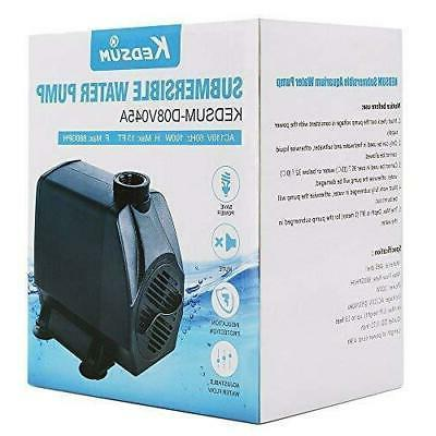 KEDSUM 880GPH Submersible Ultra Quiet with...