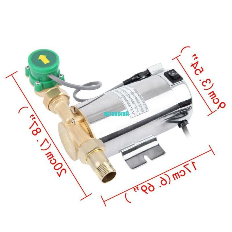 Household Booster 90W 110V Boost Pressure