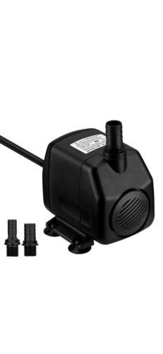 Homasy 920GPH Submersible Water Pump with 5.9ft  Power Cord