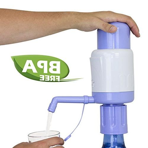 TeraPump TRPMW200 Manual Drinking Any Bottle, Excluding bottle