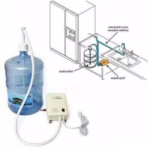 New 120v AC Water Dispensing Replaces Bunn