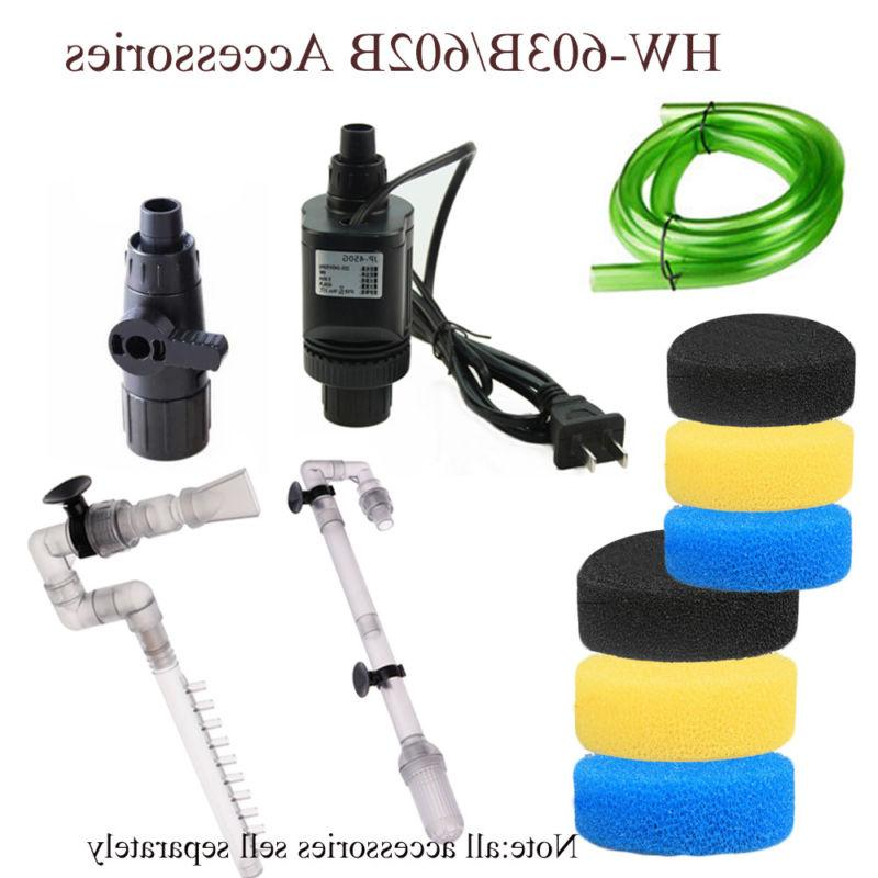 accessories aquarium filter water pump inlet outlet
