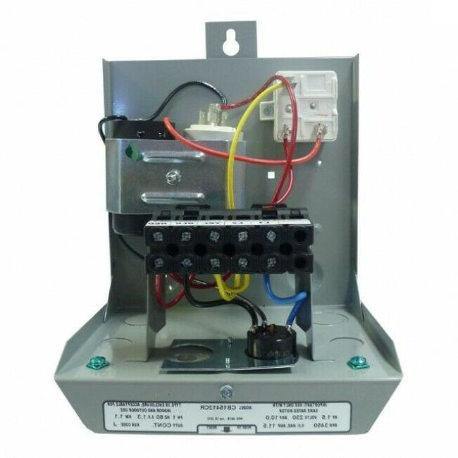 goulds cb20412cr 2hp 230v 1phase submersible control