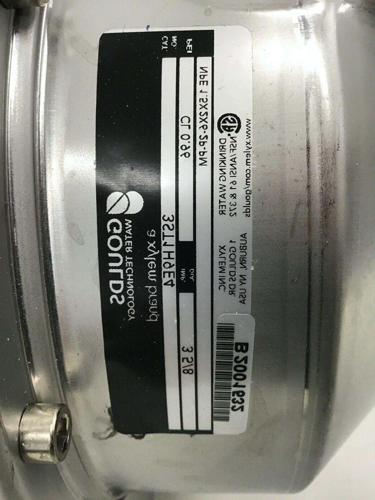 Goulds - Totally 208-240/480VAC